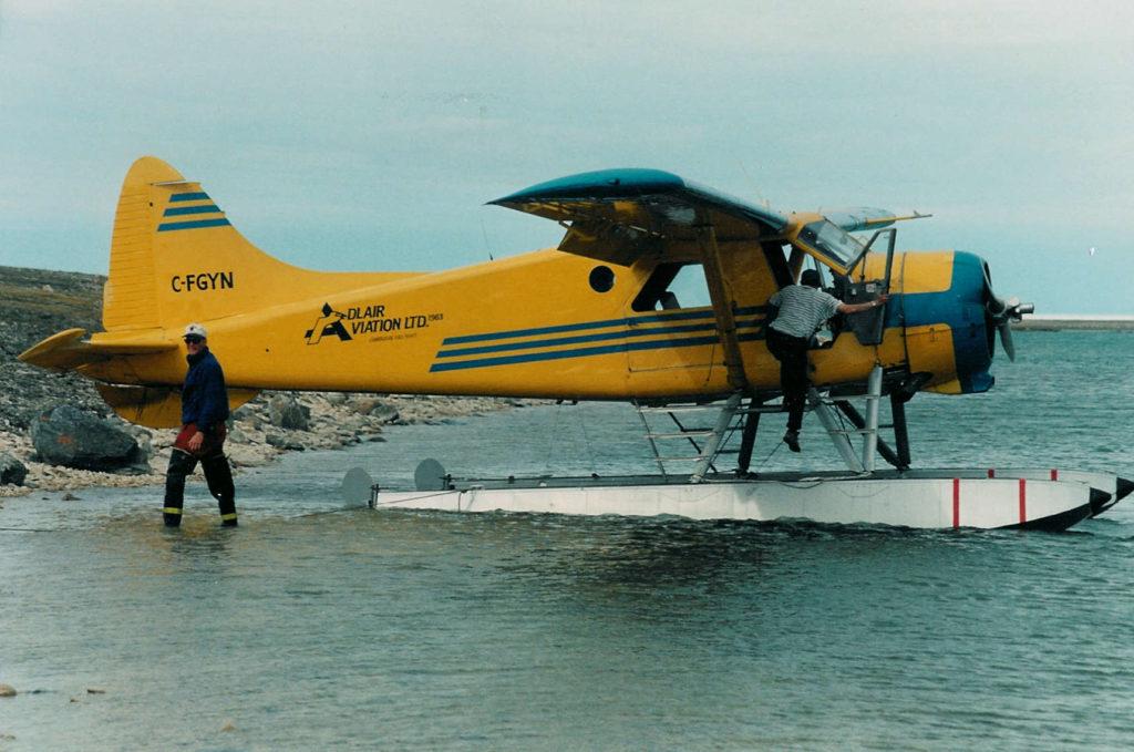 Float Plane Access