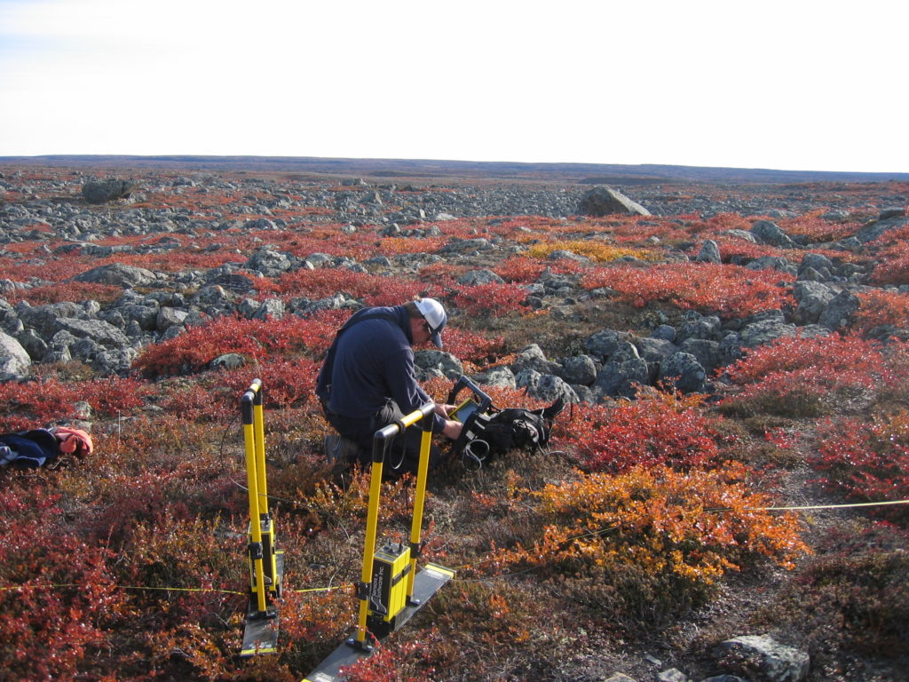 Surface Search in the Field